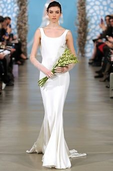 Oscar de la Renta | Martha Stewart Weddings
