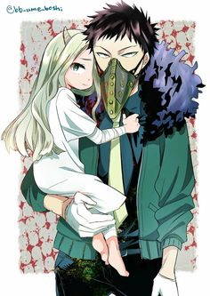 Boku no Hero Academia || Overhaul and Eri