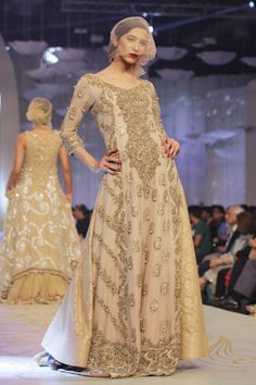 HSY Collection at Pantene Bridal Couture Week 2013 Day 3