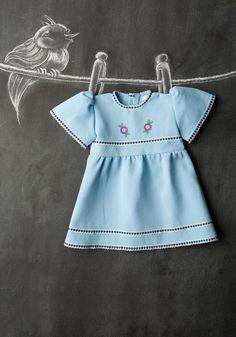 Modcloth vintage kids dress