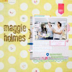All die schönen Dinge: Ein schönes Wochenende mit Maggie Holmes