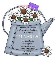 Verses of Encouragement