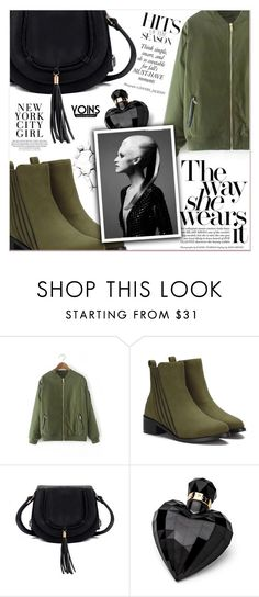 """""""Yoins"""" by lucky-1990 ❤ liked on Polyvore featuring Lipsy"""
