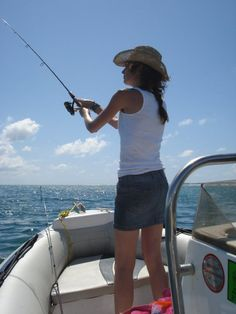 Me fishing in Mozambique.