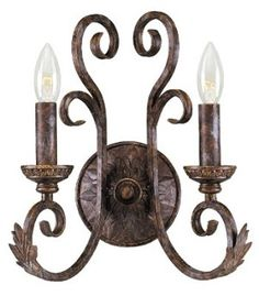 Wall Sconce - Medici Collection - 81082-58