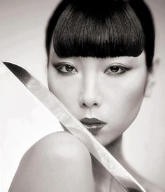 Japatease Harpers by Clive Arrowsmith Yamaguchi, Mörderische Dinnerparty, Twiggy Model, Kansai Yamamoto, Shadow Face, Cherry Blossom Girl, Think Fast, Chinese, Japanese Models