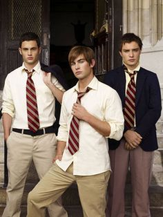 """Play """"Make Out, Marry, or Dump?"""" Would you make out with Gossip Girl's resident bad boy, Ed Westwick? How about sensitive screenwriter, Penn Badgley? Or do you prefer the all-American athlete, Chace Crawford? What if you had to choose between brothers Joe, Kevin, and Nick Jonas? Or Pretty Little Liars' Ian Harding, Keegan Allen, and Diego González?"""