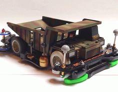 Wild gone fast!!! TAMIYA Mini4WD