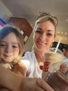 Mommy and Me living la VIDA loca! #vidaecaffe #frio #proudmommy Served Up, Mommy And Me, Breakfast, Food, Morning Coffee, Meals, Yemek, Eten