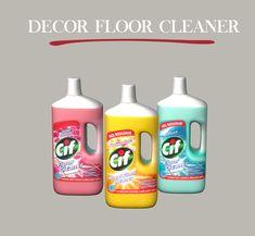 Decor Floor Cleaner – Leosims.com -New