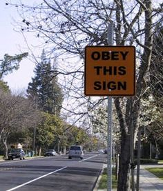 Funniest Road Signs Ever - 25 More
