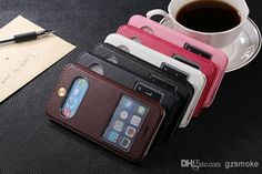 For IPhone 6 4.7 5.5 Inch Stand Design Wallet Style Soft PU Leather Case Luxury Phone Bag Cover for Iphone 6 Online with $3.15/Piece on Gzsmoke's Store | DHgate.com