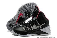 Nike Hyperdunk 2013 Black Grey Pink For Sale Kd 6 Shoes, Nike Kobe Shoes, New Jordans Shoes, Nike Shoes Cheap, Nike Shoes Outlet, Air Jordans, Sneakers Nike, Cheap Nike, Free Shoes