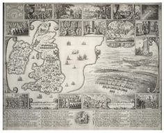 size: Giclee Print: Map of Civil War England and a View of Prague, 1632 by Wenceslaus Hollar : Toronto Library, Medieval Paintings, Fine Art Prints, Canvas Prints, Picture Places, Affordable Wall Art, Art Reproductions, Find Art, Giclee Print