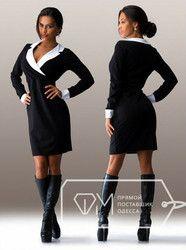 Стильне молодіжне плаття міні