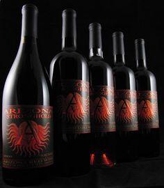 Arizona Stronghold wines