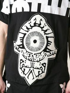 Men - Ktz 'Berber' Apron T-Shirt - WOK STORE