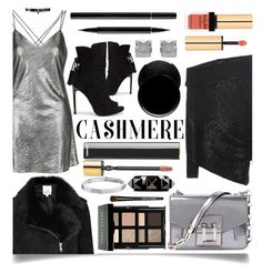 """""""Cozy Cashmere Sweaters"""" by ittie-kittie ❤ liked on Polyvore featuring Topshop, Calvin Klein Collection, La Bête, Proenza Schouler, Bobbi Brown Cosmetics, Yves Saint Laurent, Chanel, SUQQU, Kate Spade and Valentino"""