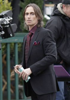 "Robert Carlyle - Robert Carlyle On The Set Of ""Once Upon A Time"" I find these man incredibly attractive."