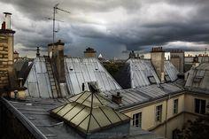 Là-haut / L'instant Parisien