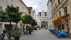#Altstadt von #Allgäu. Wunderbar für einen #Shoppingausflug. Street View, Old Town, Travel Advice, Viajes