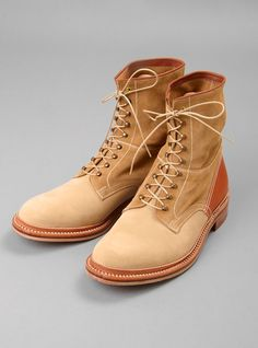 Couverture and The Garbstore - Mens - Garbstore - High Leg Boot