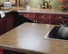 Blackstar Granite Laminate Countertop From Wilsonart