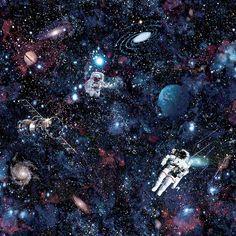 Albany Intergalactic Multi Wallpaper main image