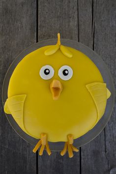made by Helle: Påsktårta Duck Cake, Spring Cake, Marzipan, Easter Recipes, Holidays And Events, Cake Cookies, Easter Crafts, Eat Cake, Baking Recipes