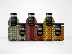 Packaging of the World: Creative Package Design Archive and Gallery: Cosmopollen Urban Honey (Student Project)