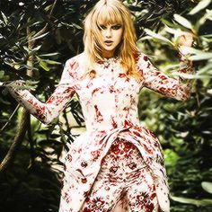 Taylor Swift - InStyle November Issue