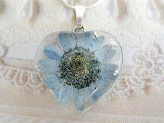 A True Blue HeartHe Loves Me He Loves Me by giftforallseasons, $22.00