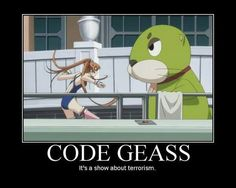 Code Geass #anime #manga