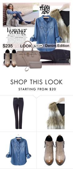 """Forever Young"" by sofi-danka ❤ liked on Polyvore featuring Braintree, Chicwish, Therapy and LookForLess"