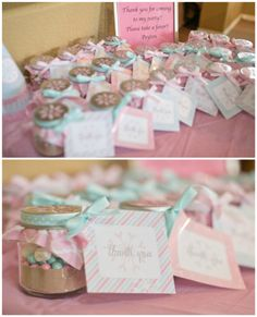 Winter ONE-derland First Birthday - Pretty My Party                                                                                                                                                                                 More