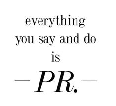 relations agencyPublic relations agency Public Relations quote from Savory PR Careers in Public Relations Industry Survey: Public Relations Content Social media infographic and chart Public Relations Career, Pr Jobs, Marketing Quotes, Advertising Quotes, Marca Personal, Digital Marketing, Event Marketing, Mobile Marketing, Inbound Marketing
