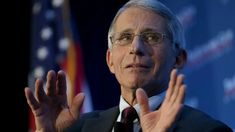 Top infectious disease expert Anthony Fauci in a new interview Friday dismissed recent criticism from Fox News's Tucker Carlson, but said it could inspire more death threats against him. Welcome Students, Herd Immunity, Tucker Carlson, East Lansing, Medical, Shake Hands, Influenza, Bad News, House Party