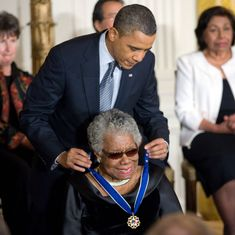 """The incomparable Maya Angelou will be laid to rest today. But, her legacy lives on. The filmmakers of our upcoming film """"Maya Angelou, The People's Poet"""" share their favorite of her many poems here."""