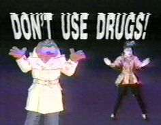 Don't use Drugs!