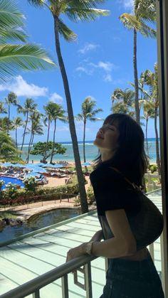 Kpop Girl Groups, Korean Girl Groups, Kpop Girls, Lisa Blackpink Instagram, Instagram Story, Lisa Bp, Jennie Blackpink, Blackpink Jisoo, Black Pink Jennie Kim