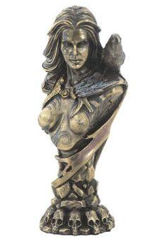Celtic Goddess and God Statues