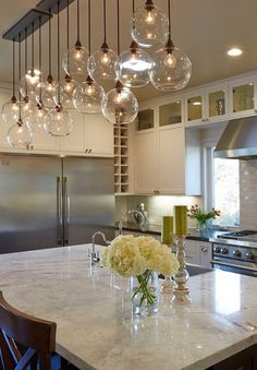 Home Lighting Ideas For The Home Pinterest DIY Ideas - Light fixtures for kitchen dining area