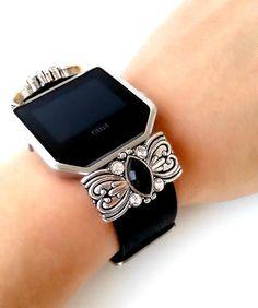 FitBit Blaze, Fitbit Bracelet, Fitbit Accessories, FitBit Jewelry, FitBit Bling, Mother's Day Gift Idea, Fit Bit