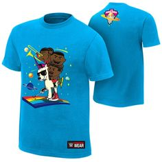 """The New Day """"Feel The Power"""" Authentic T-Shirt - WWE"""