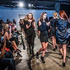 New Orleans Fashion Week – Blackout Show #models #runway #nola
