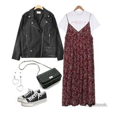 Retro Outfits, Grunge Outfits, Cute Casual Outfits, Stylish Outfits, Vintage Outfits, Look Fashion, Hijab Fashion, Korean Fashion, Fashion Outfits