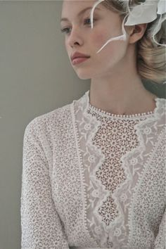 more lovely lace