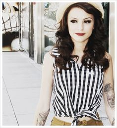 The lovely Cher Lloyd