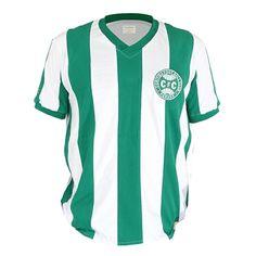 Camiseta Retrô Mania Coritiba PR 1985, marcou o ano onde o Coxa venceu o Bangu nos pênaltis em pleno Maracanã com praticamente toda torcida contra | Netshoes