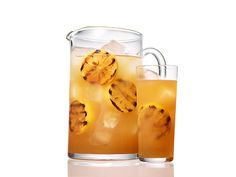 Grilled Lemonade from #FNMag is a delicious new spin on the classic summer sip.